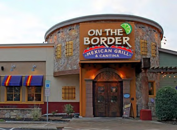 On The Border - St Charles